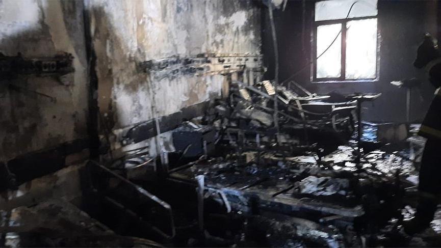 TTB'den 12 kişinin öldüğü yangınla ilgili açıklama