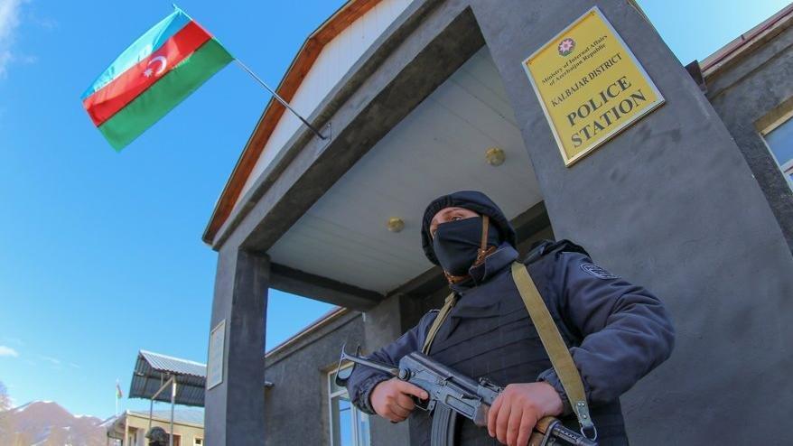 Azerbaycan ordusu Dağlık Karabağ'da 2 bin 823 şehit verdi