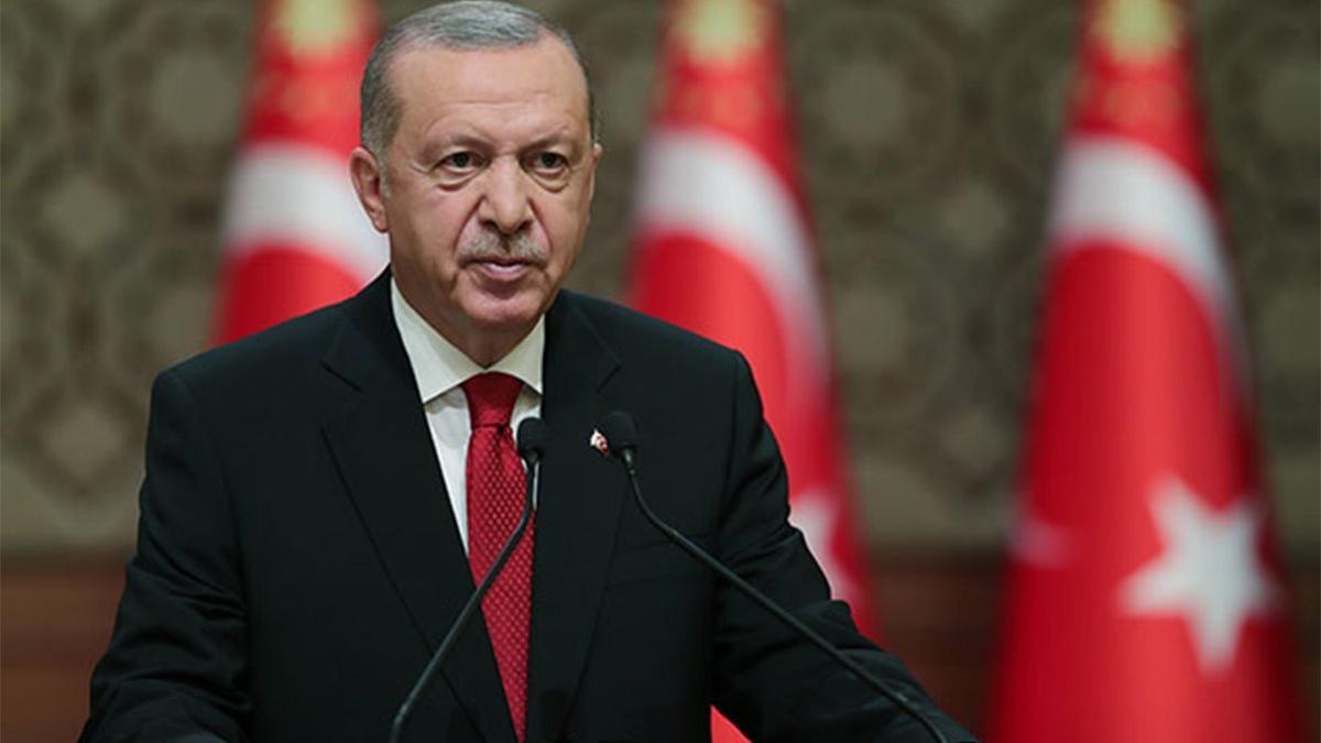 Erdoğan'dan asgari ücret değerlendirmesi