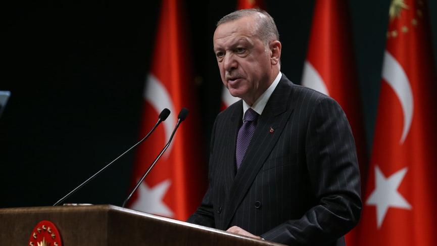 Son dakika... Erdoğan'dan yüz yüze eğitim, corona virüsü mutasyonu ve aşı açıklaması