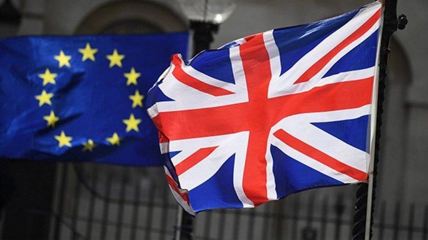 İngiltere ve AB arasındaki Brexit sonrası anlaşma imzalanıyor