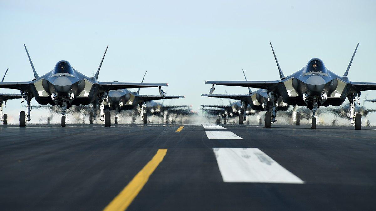 ABD'den F-35 itirafı! Türkiye'ye vermemişlerdi... Uçakları yetiştiremiyorlar