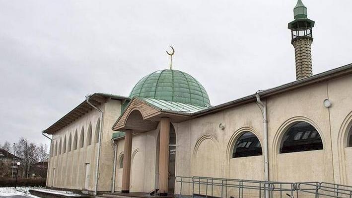 İsveç'te camiye tehdit mektubu