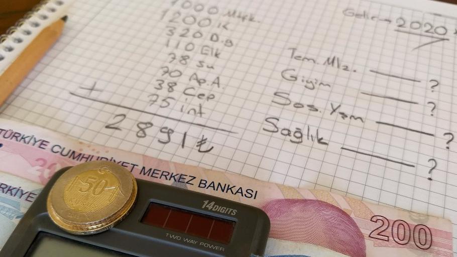Asgari ücretliyi bekleyen büyük matematik problemi: Bebek bakımı