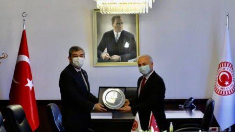TBMM çalışanları Türkiye Sigorta'ya emanet