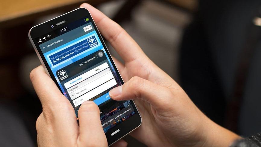 Bakanlık süreyi uzattı, İBB'nin ücretsiz WiFi hizmeti devam edecek