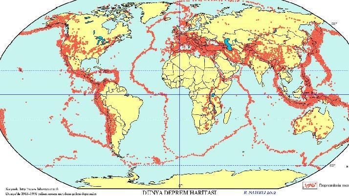 Korkutan açıklama: 2021'de Avrupa'da depremler devam edecek