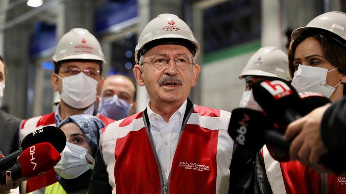 Kılıçdaroğlu'ndan Fikri Sağlar'a sert tepki: Çağın neresindeyiz biz ya