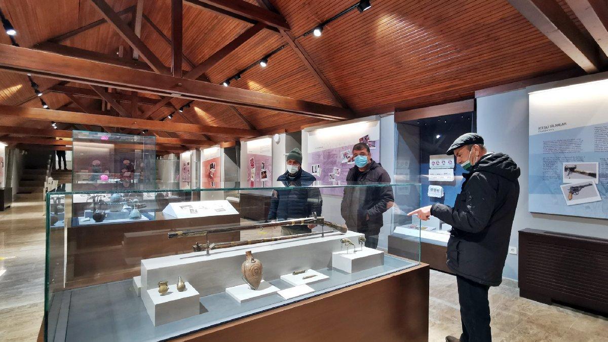 Tunceli'nin ilk müzesi ziyaretçilerini geçmişe yolculuğa çıkarıyor
