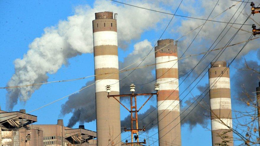 Termik santralleri kuraklık vuruyor