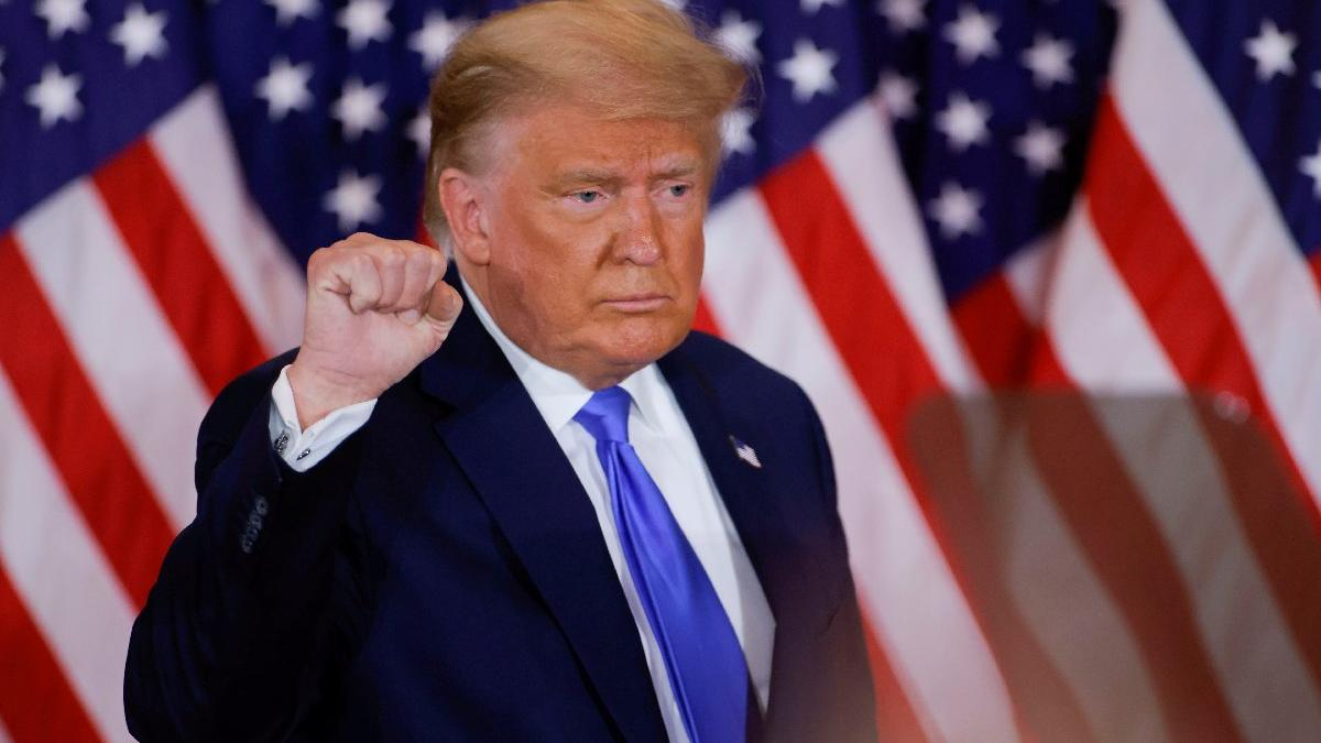 Son dakika... Trump'tan seçim hamlesi... Temyiz başvurusu yaptı