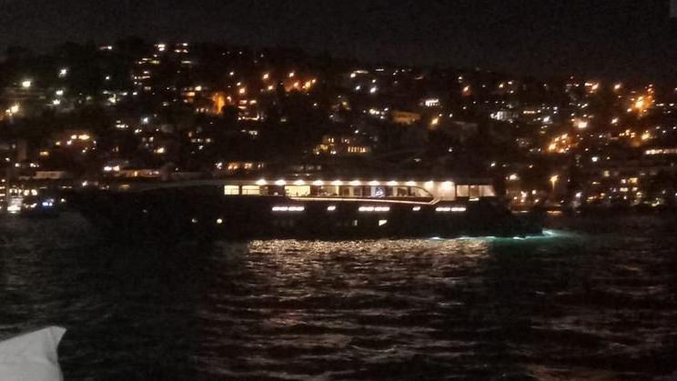 İstanbul'da kaçak yılbaşı eğlencesini polis bastı