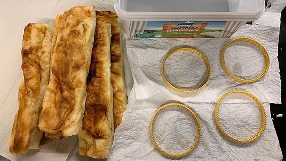 Türklerin altın merakı Almanları zengin ediyor: Böreğin altında çaydanlığın içinde...