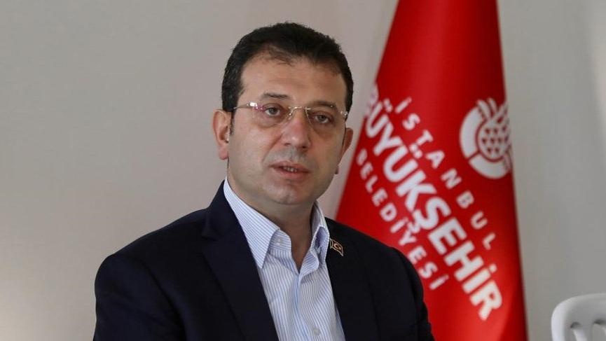 İmamoğlu'ndan AKP'lilerin iddiasına yanıt: Alkışlamayı öğrenmeliler ve alışmalılar