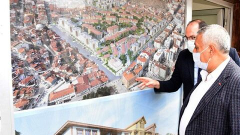 Kentsel dönüşümde rant iddiası