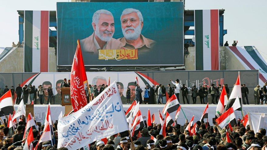 İran: Süleymani'nin intikamını alacağız
