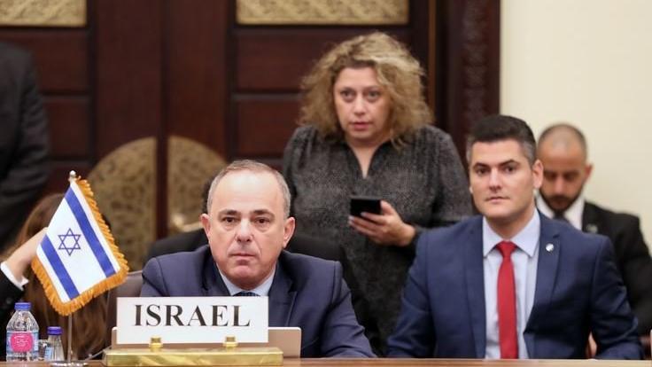İsrail'den 'İran ve ABD savaşı' iddiasına yanıt