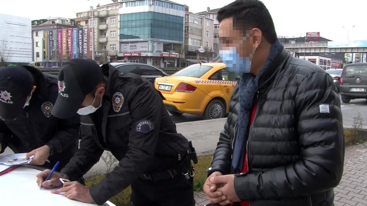 51 bin kişiye 'kısıtlama' cezası