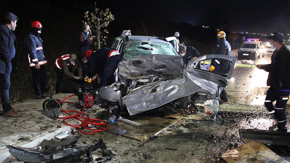 Feci kazada ölü sayısı 4'e yükseldi