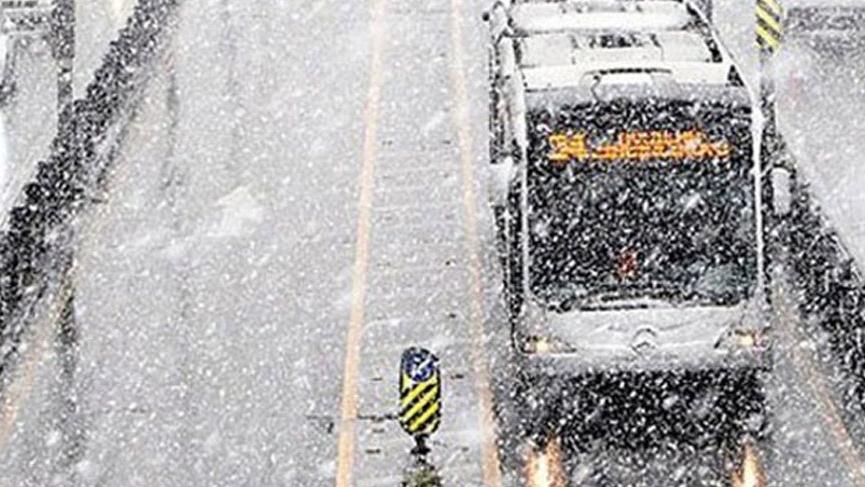İstanbul'a kar yağışıyla ilgili Meteoroloji uzmanından açıklama