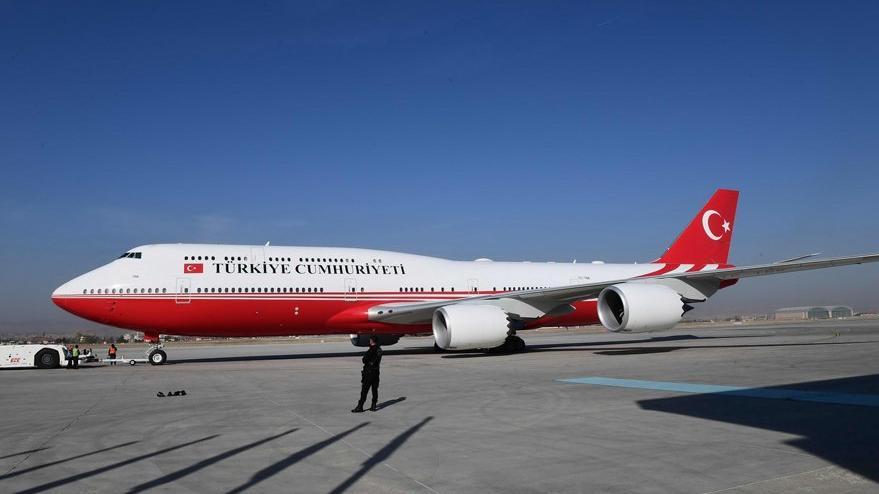 Cumhurbaşkanı'nın 8 uçağı var