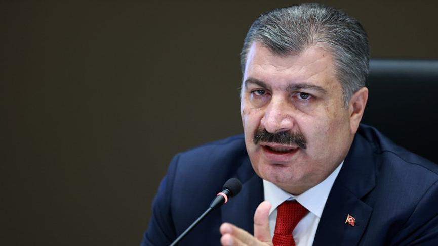 Son dakika... Sağlık Bakanı Koca'dan toplantı sonrası yerli corona virüsü aşısı açıklaması