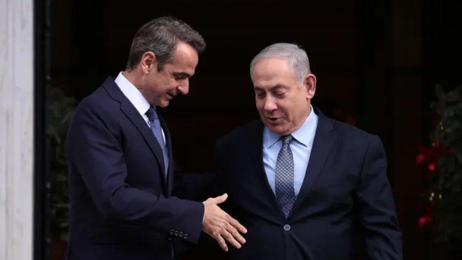 İsrail Yunanistan'la 1.6 milyar dolarlık anlaşmayı onayladı