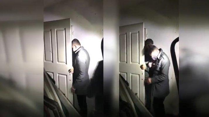 İstanbul'da kumar baskını: Kapı arkasında böyle yakalandılar