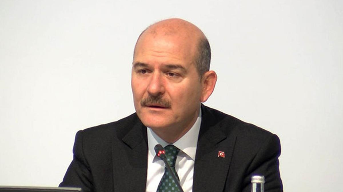 Bakan Soylu'dan Boğaziçi açıklaması