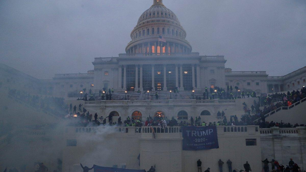 6 Ocak 'GELİYORUM' dedi! İşte ABD tarihine geçen olayın perde arkası...