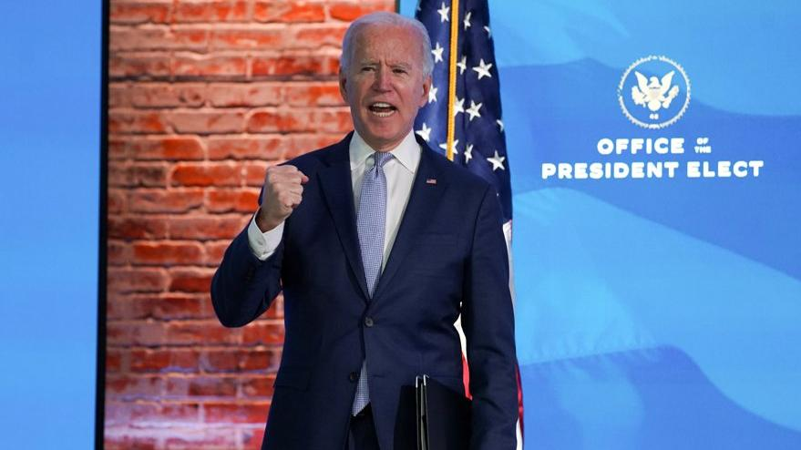 ABD'de beklenen oldu: Joe Biden resmen başkan
