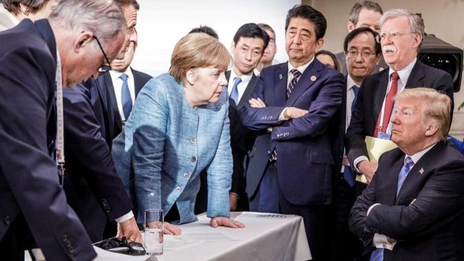Merkel'den zehir zemberek yorum: Çok öfkelendim