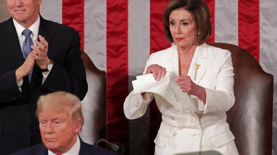 Nancy Pelosi'den Trump çağrısı: Çok tehlikeli bir kişi...