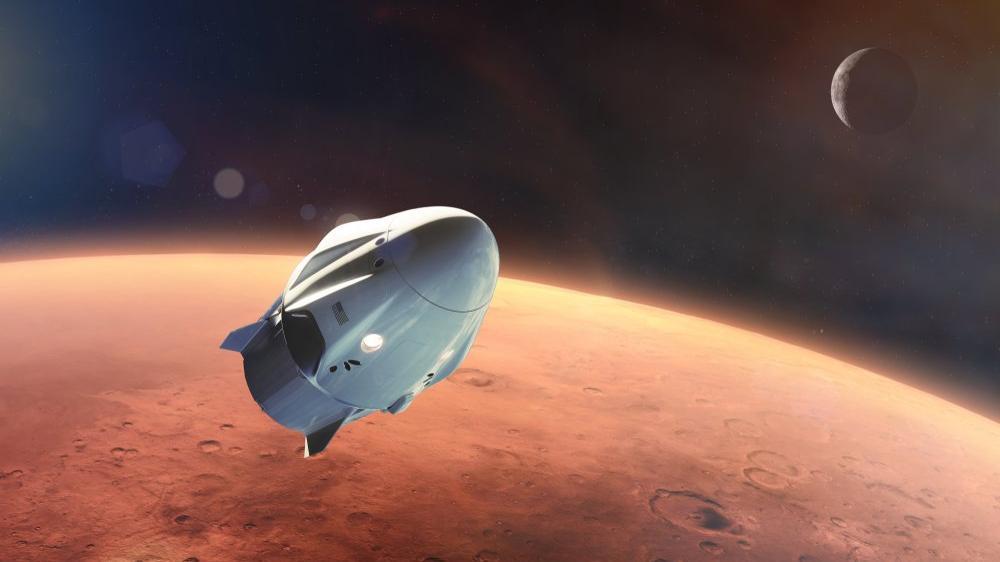 2021'de Mars'a 3 uzay gemisi gidecek
