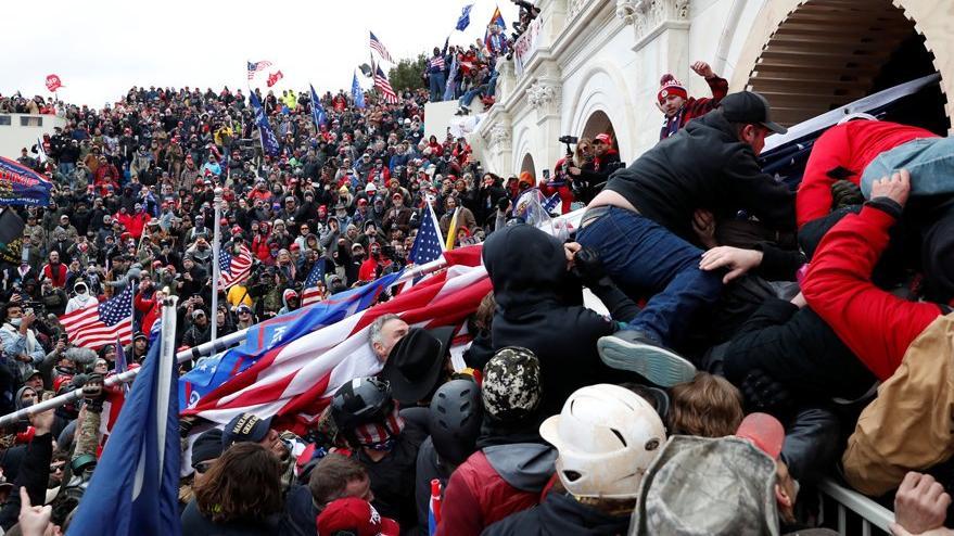 ABD'de kaos ve dehşet: Ölü ve yaralılar var
