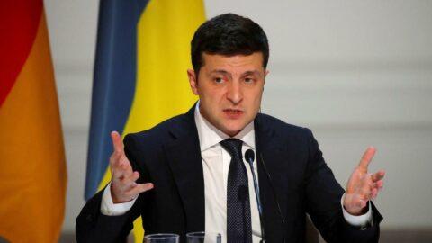 Ukrayna lideri Zelenskiy: Kongre'deki şiddeti kınıyoruz