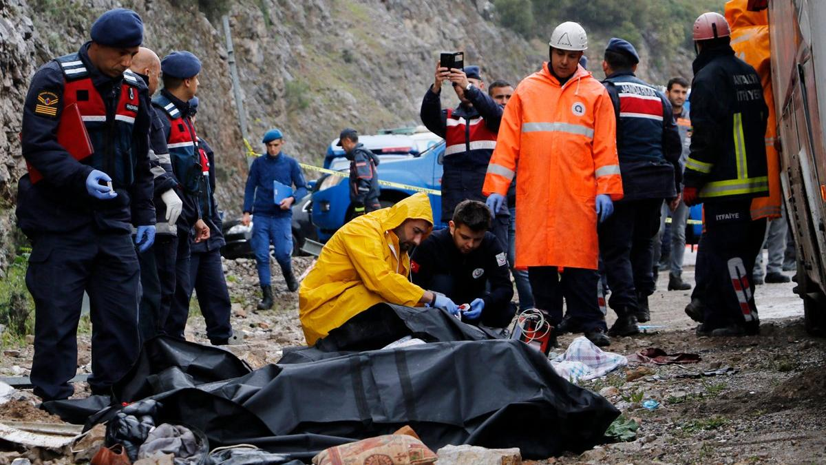 Üç futbolcunun öldüğü kazada karar verildi