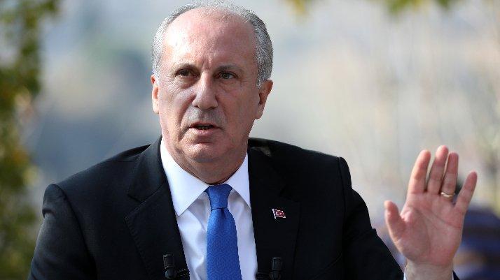 CHP'li İnce'den Boğaziçi açıklaması: İçlerindeki provokatörlere dikkat etsinler