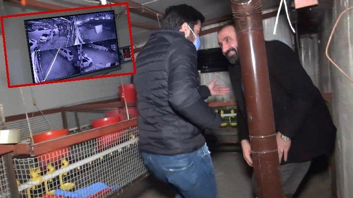 Kaçak kumarhaneye corona baskın
