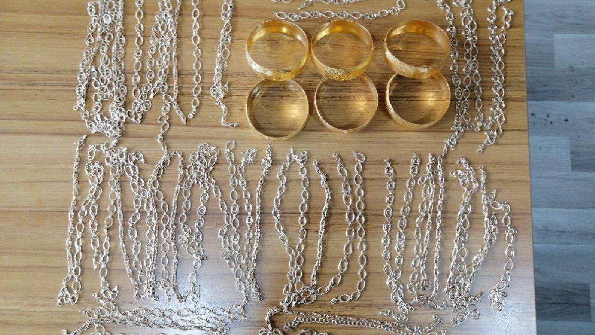 İstanbul merkezli 8 ilde sahte altın operasyonu