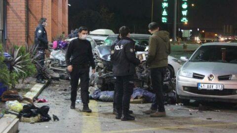 Eşiyle birlikte ölmek için arabayla insanları ezdi