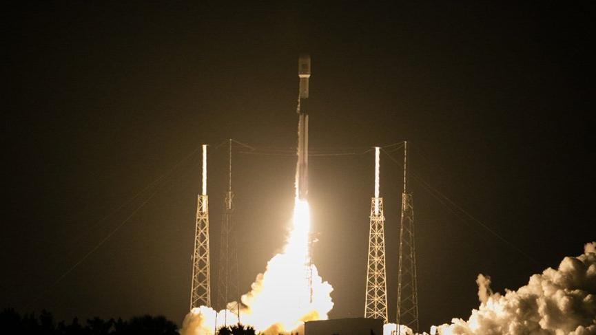 Son dakika... TÜRKSAT 5A uydusu uzaya fırlatıldı! 'İlk sinyalimizi sıkıntısız bir şekilde aldık'