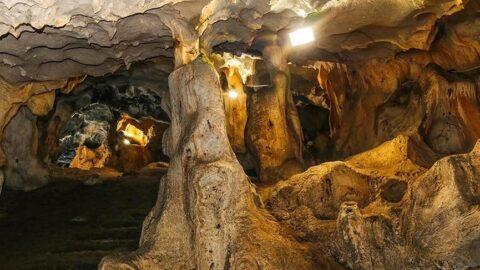 500 bin öncesine ışık tutan Karain Mağarası
