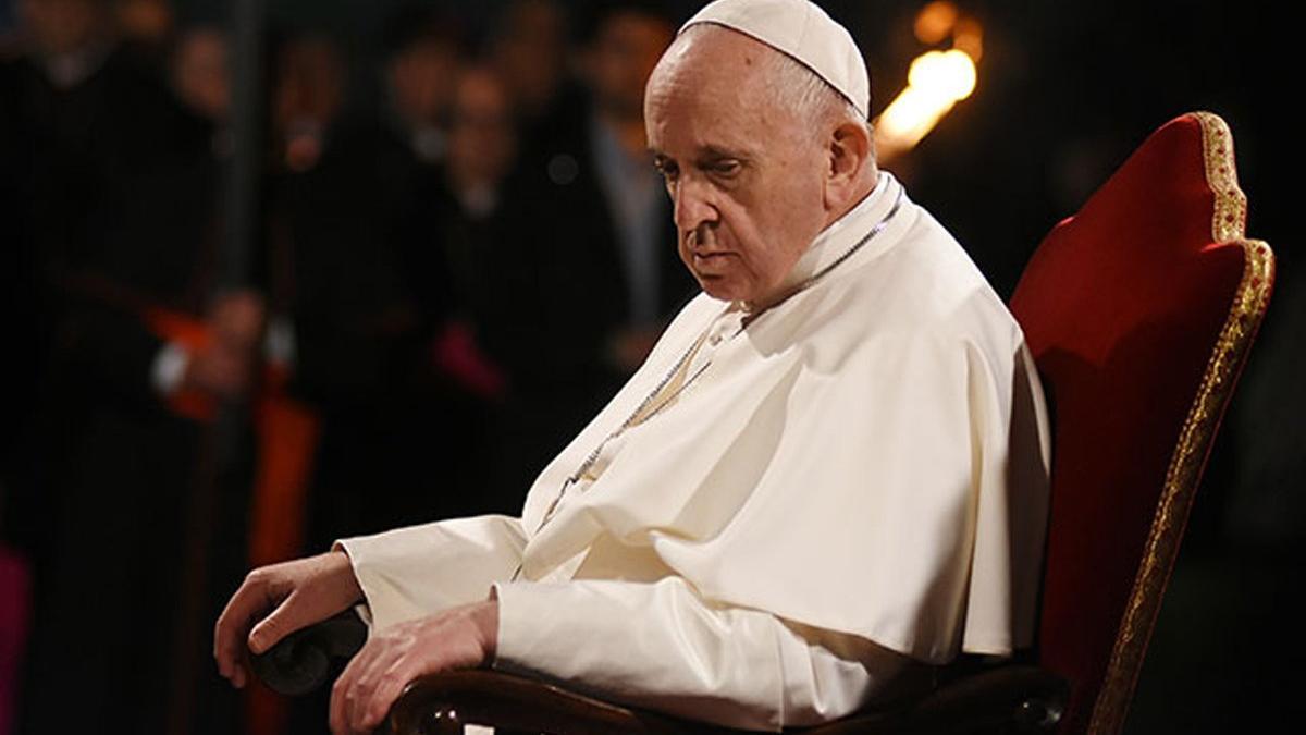 Papa Francis, aşı kararını verdi