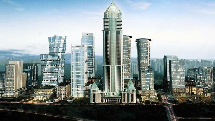 İstanbul'un boyu uzayacak: Avrupa'nın en yüksek binası inşa ediliyor