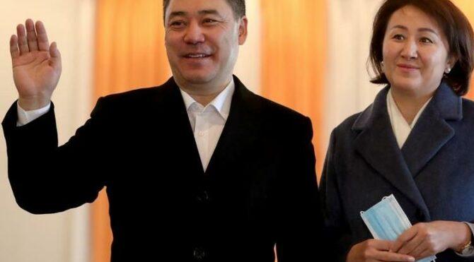 Kırgızistan'da zafer Caparov'un - Son dakika dünya haberleri