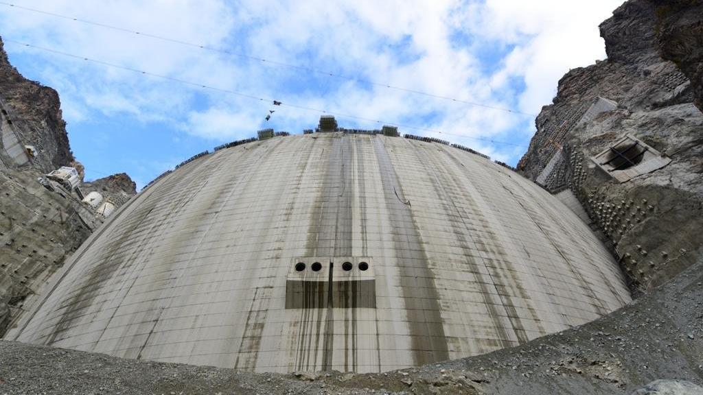Çoruh Havzası'nda tam 143 baraj ve HES inşaatı planlanıyor