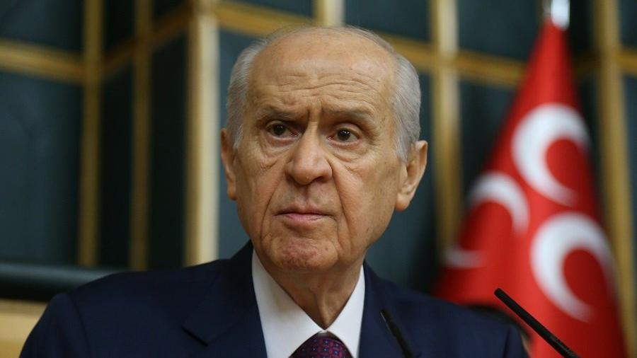 Bahçeli'den Yargıtay'a 'HDP'yi kapatın' çağrısı