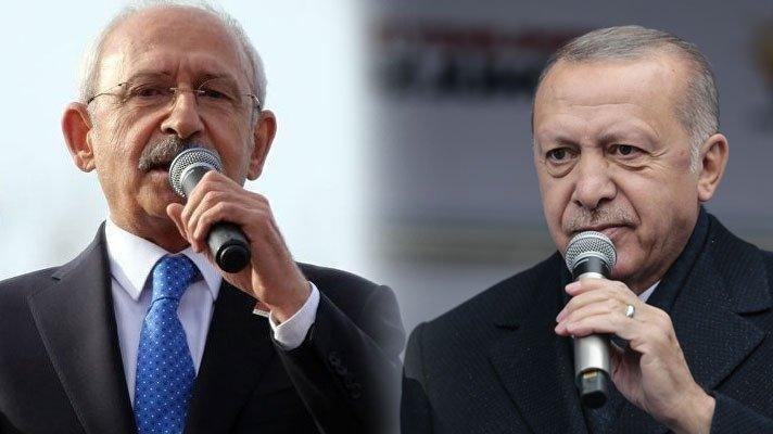 Erdoğan'dan Kılıçdaroğlu'na 1 milyon liralık dava