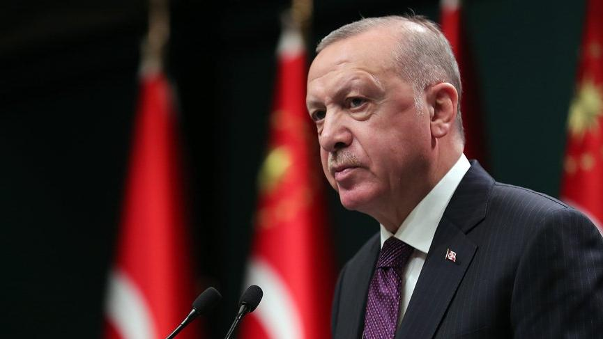 Kabine toplantısı sonrası Erdoğan'dan corona virüsü yasakları ve aşı açıklaması